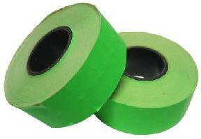 Samolepící cenové etikety Cola-ply 22x12mm-zelená