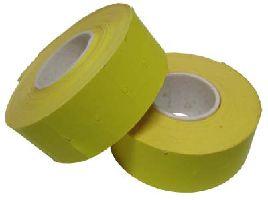 Samolepící cenové etikety Cola-ply 22x12mm-žlutá