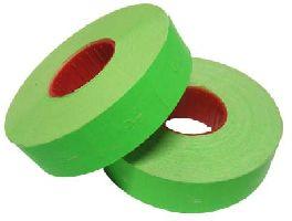 Samolepící cenové etikety MOTEX 16x23mm-zelená