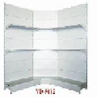 Zadní panel koutový 90°, TEGO typ, 990x100x0,6mm