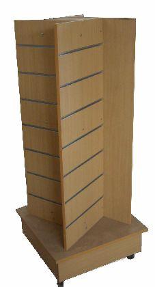 Slatwall stojan