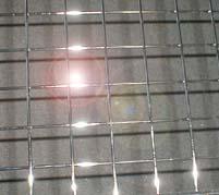 Pochromovaná sieť s rámom Ø10mm, rozmer 200x100cm
