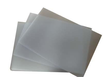 Plastová fólia do rámčeka A4