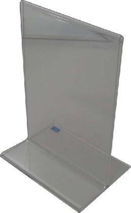 Informačný stojan  T z akrylu A4