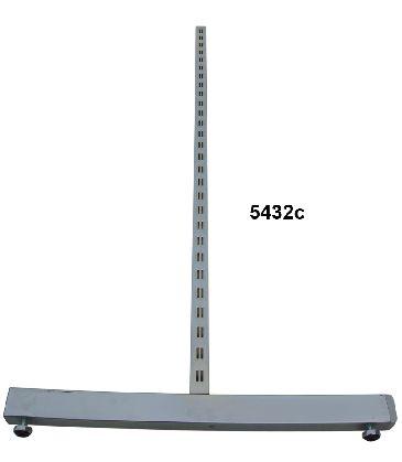 T profil 40x40, děrované čtyř hran, 1500x400x40mm