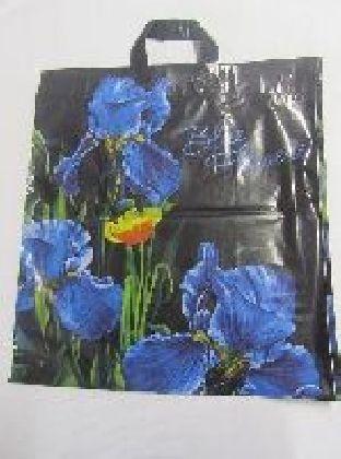 Tašky s motivom ( Modrý Iris )