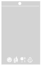 Rychlozavírací sáček 6 x 8cm (100ks/balení)