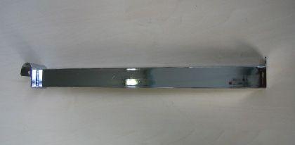 Pochr.rovné rameno z hran. profilu 10x30mm, 30cm