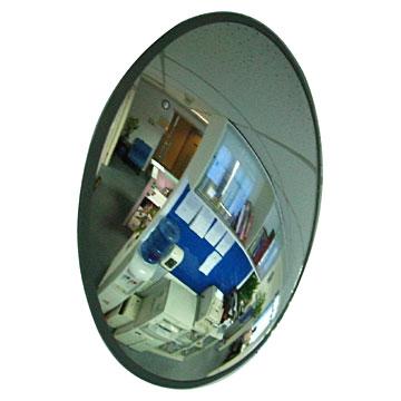 Oblúkové zrkadlo priemeru 45cm
