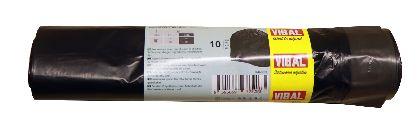Odpad. pytle zatahovací 60l,černá,60x72cm,10ksx40r