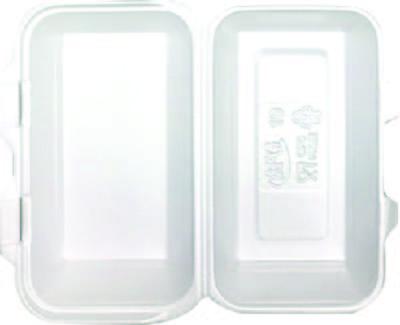 BOX-LUNCH 24x15,5 BÍLÝ , 250ks/kar , 125ks/bal