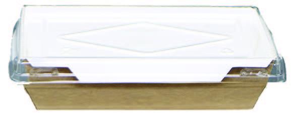 Menubox ECO friedly 1200ml, 198x138x50mm, 300gsm+18g,50ks/bal,4bal/kar