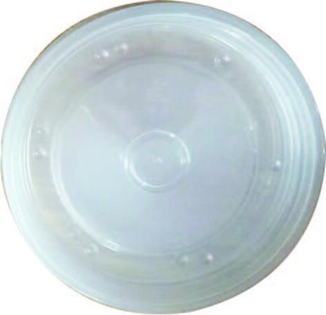 PP viečko na misku 580/20oz a 975ml/32oz, bílá, O115mm,25ks/bal,20bal/kar