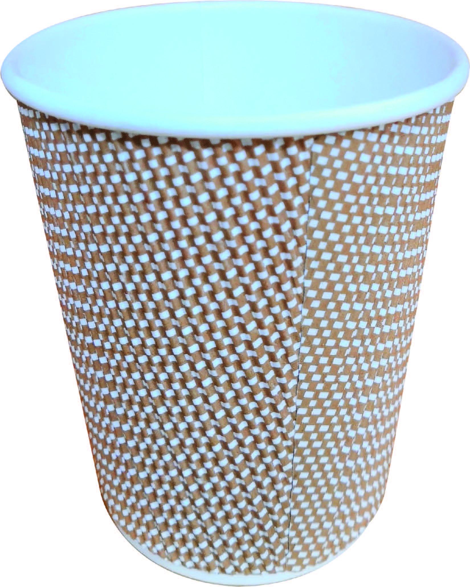 Kelímok Termo Wrap na horúce nápoje 120ml/62x63mm/50ks/bal, 20bal/kar