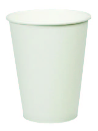 Kelímek bílý na teplý nápoj 200-250ml/80x91mm,50ks/bal,20bal/kar
