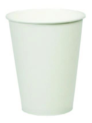 Kelímek bílý na teplý nápoj 300-350ml/90x106mm,50ks/bal,20bal/kar