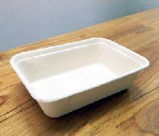 BIO salat štvorcový box 215x130x57/ 22g/ 125ks/bal,4bal/kar