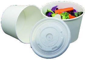 Kelímok biely na polievku 580ml/20oz,25ks/bal,20bal/kar